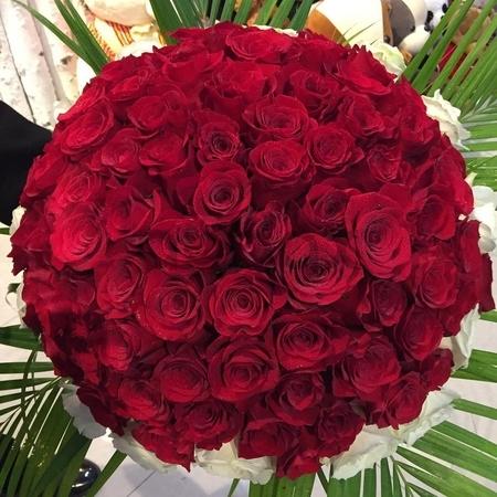 Rose love - Flower Bouquet - Aybax.com