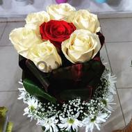 Яркая радость - Букет цветов...