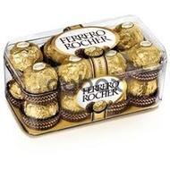 Ferrero Rocher şokoladı