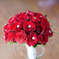 Bright true love - Wedding bouquet