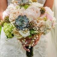 Forever Smitten - Wedding bouquet