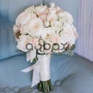 The magic of love begins - Wedding bouquet