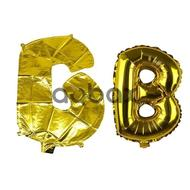 Helium şar B hərfi