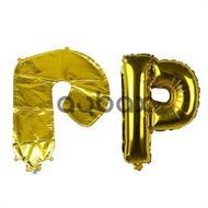 Helium şar P hərfi