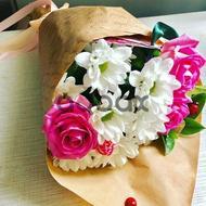 Мой сладкий букет - Букет цветов...