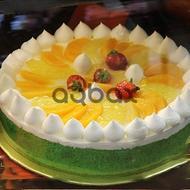 Meyvəli ləzzət - Qarışıq meyvəli tort