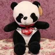 Yumşaq oyuncaq panda