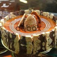 Ləzzətin unudulmaz dadı - Profiterollu tort