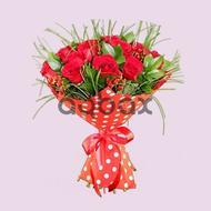Eternal Love - Flower Bouquet