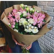 Яркие цветы - Букет цветов