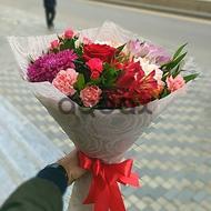 Экспрессия цветов - Букет цветов...